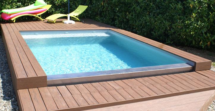 Ozeobois expert piscine