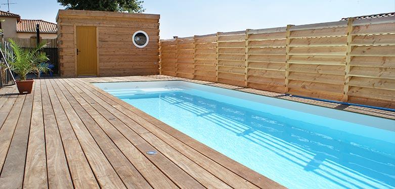 Réalisez votre projet de piscine en bois avec Ozeobois