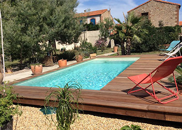 Installez une piscine 5x3 dans votre jardin