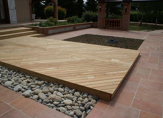 Réalisez votre projet de terrasse en bois